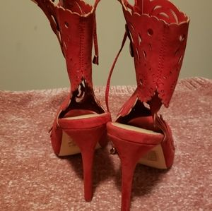 Shoes - Red shoes